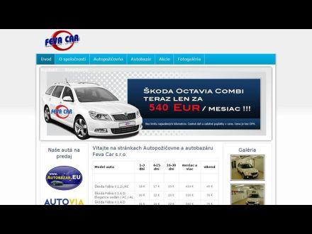 www.fevacar.sk