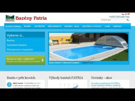 www.bazenypatria.cz/