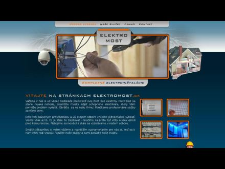 www.elektromost.sk