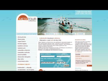 www.dovolena-metatour.cz
