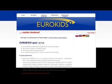 www.eurokids.sk