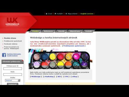www.webkomplex.sk