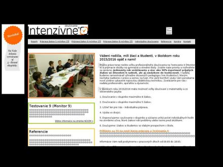 www.intenzivne.sk