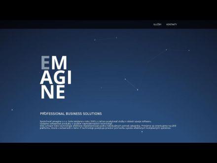 www.emagine.sk