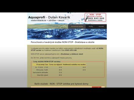 www.aquaprofi.sk