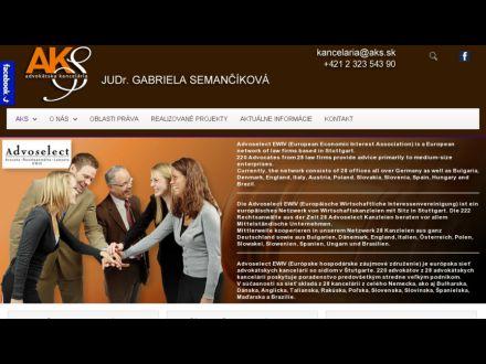 www.aks.sk