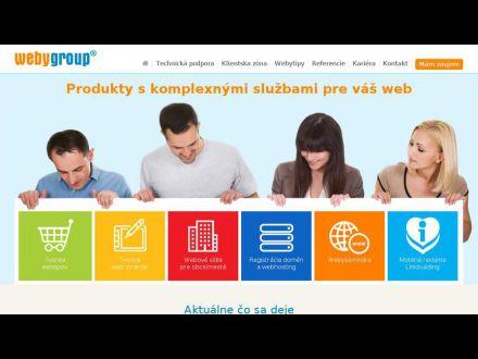 www.webygroup.sk