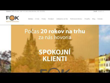 www.fok.sk