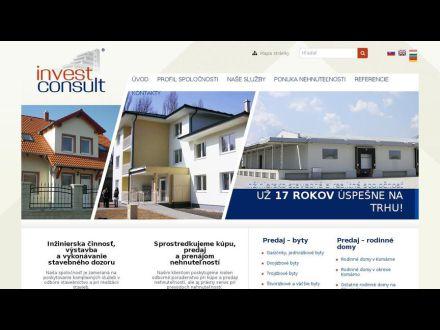 www.investconsult.sk