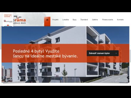 www.byty-panorama.sk
