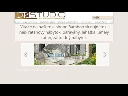 www.bamboo.sk