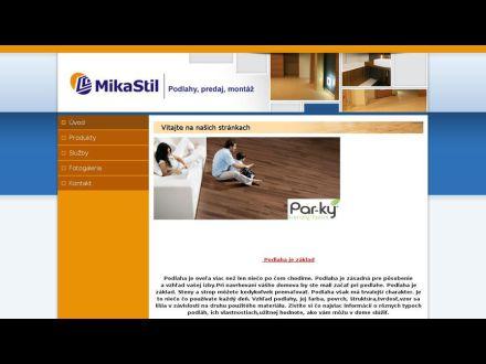www.mikastil.sk