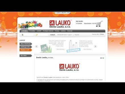 www.laukofoods.sk