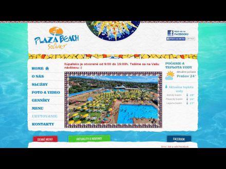 www.plazabeach.sk