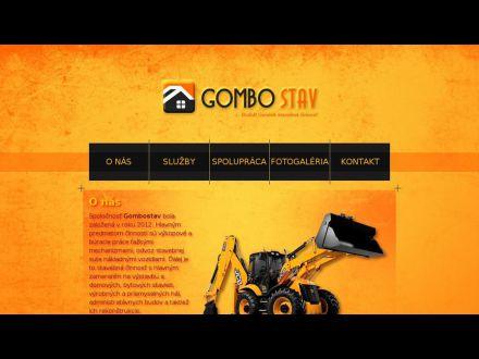 www.gombostav.sk