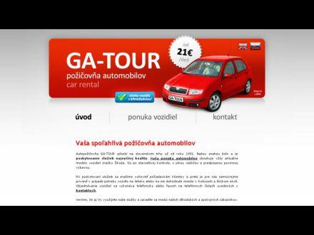 www.gatour.sk
