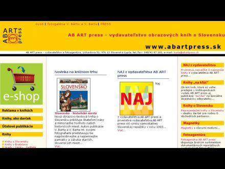 www.abartpress.sk