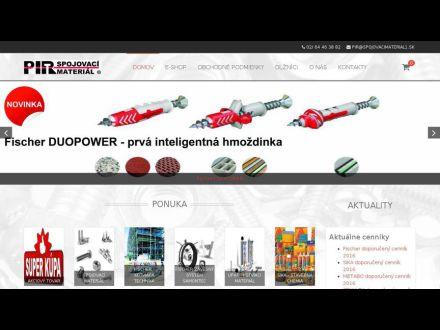 www.spojovacimaterial1.sk