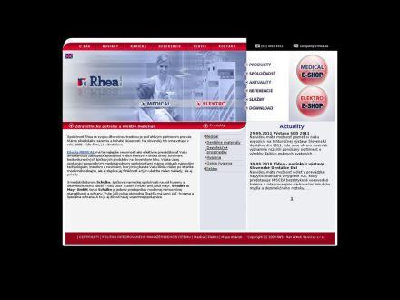 www.rhea.sk