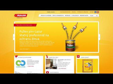 www.adler.sk