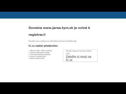 www.jarea.tym.sk
