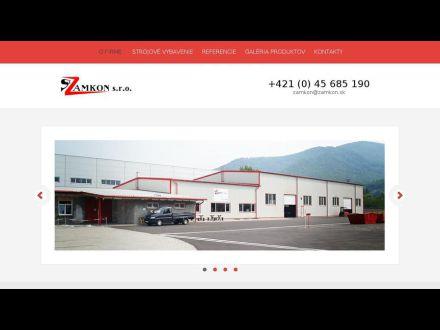 www.zamkon.sk