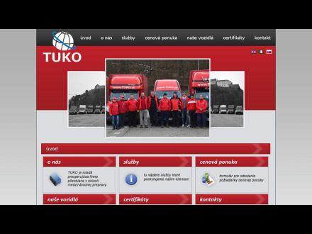www.tuko.sk