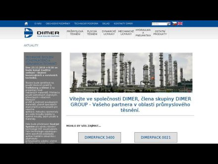 www.dimer.sk
