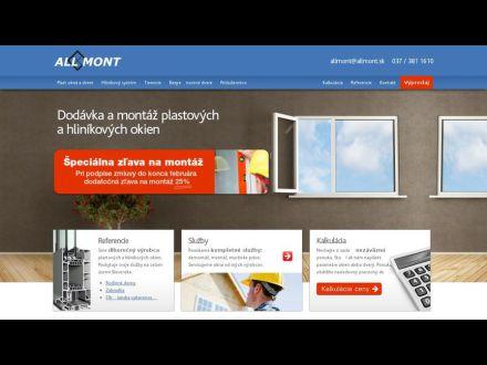 www.allmont.sk