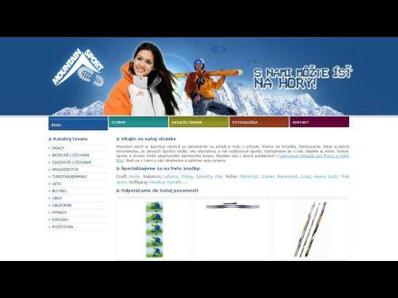 www.mountainsport.sk
