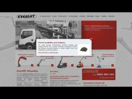 www.everlift.sk