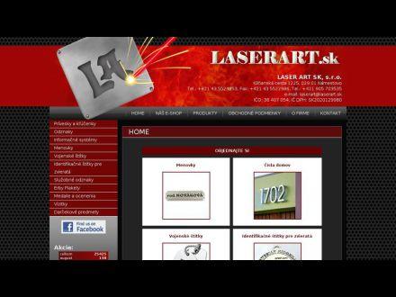 www.laserart.sk