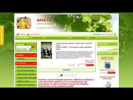 www.amata.cz
