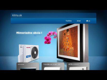 www.klimy.sk