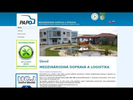 www.papo.sk