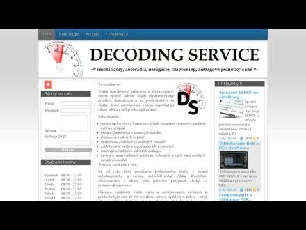 www.decoding-service.sk