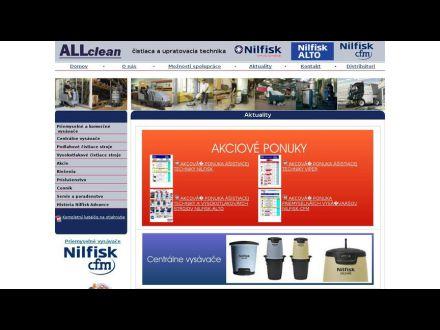 www.allclean.sk