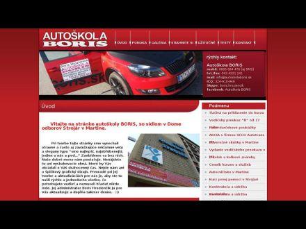 www.autoskolaboris.sk