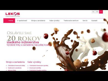 www.lekos.sk
