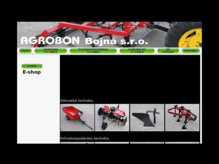 www.agrobon.sk