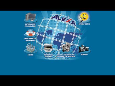 www.alexa.sk