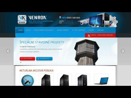 www.venron.sk