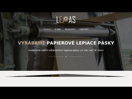 www.lepas.sk
