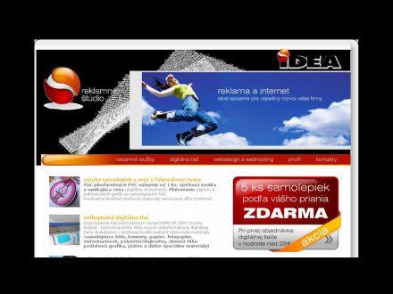 www.idea.sk