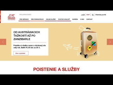www.generali.sk