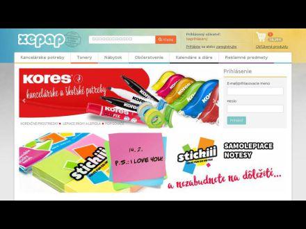 www.xepap.sk