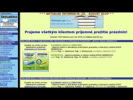 www.skolmedia.sk