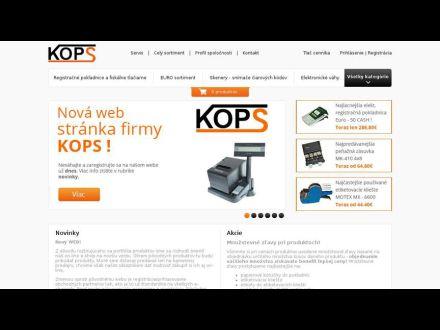 www.kops.sk