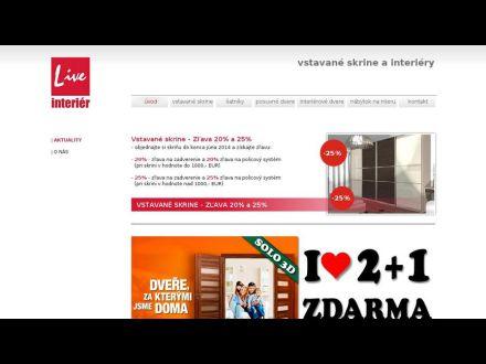 www.liveinterier.sk