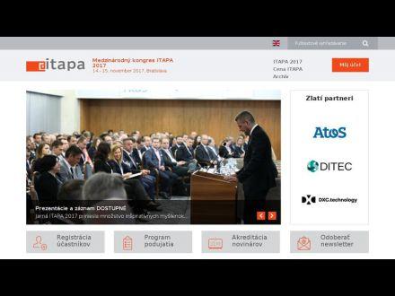 www.itapa.sk